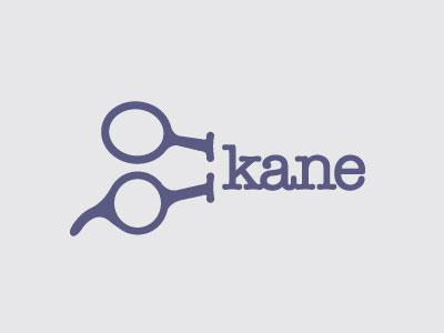 Kane Logo logo hairstylist