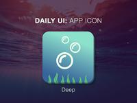 Daily UI Challenge: #005 App Icon