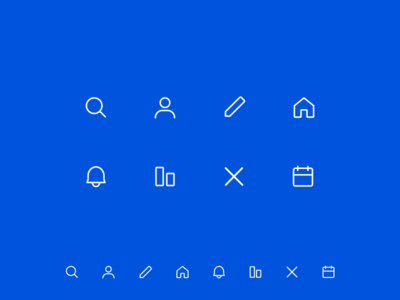 Crypto Assets Icons