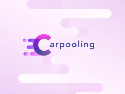 Carpooling logo