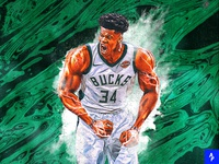 NBA Playoffs 2019 / Antetokounmpo