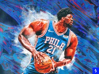NBA Playoffs 2019 / Embiid