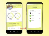 User Profile - Finance App - DailyUI #006
