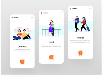 Onboarding Design Illustrations ux uxdesign figma app mobile uidesign design shrutiuiux dribbble