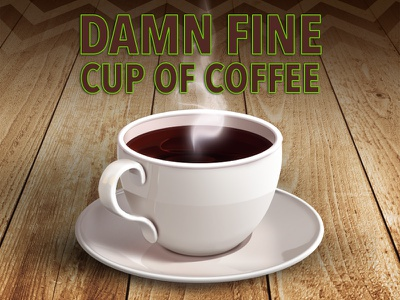 Damn Fine Cup of Coffee