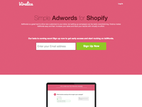 Viralica Landing Marketing Page