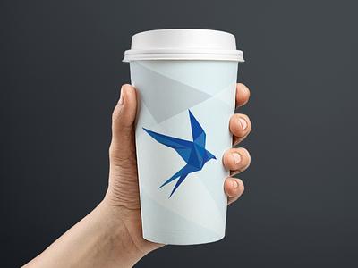 CESE Branding identity branding logotype mockup cup logo brand