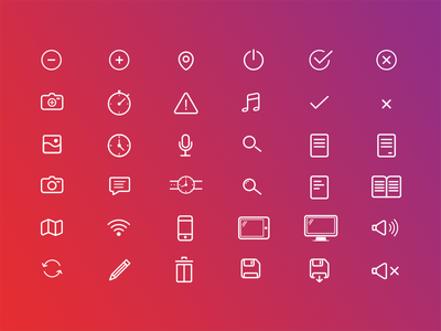 Luckicons set graphic icon set icons vector download ai illustrator
