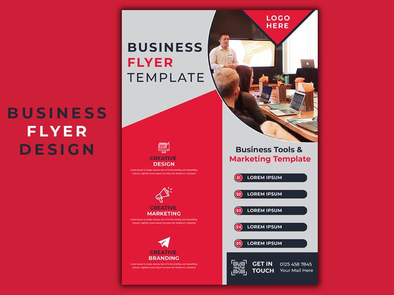 Business Flyer Design Template