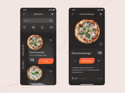 Food Delivery Mobile App