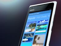 Ocean Explorer app