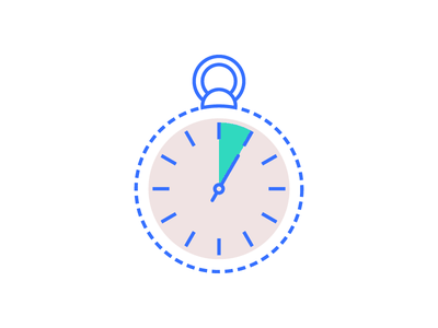 Timer clock timer