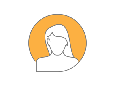 Female User Placeholder placeholder user female