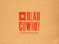 Dead Cowboy Brewing Co. - Logo