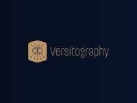 Versitography Logo Design 01