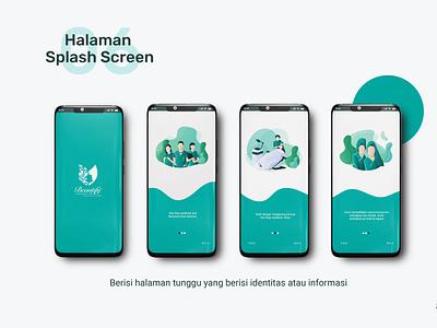 Beautify Indonesia Mobile App User Interface Design mobile app design user interface mobile app mobile ui ux ui graphic design design