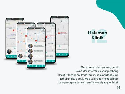 Beautify Indonesia Mobile App User Interface Design user interface design user interface mobile app design mobile design mobile app mobile ui mobile ux ui graphic design design