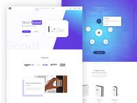 Smart Home Security Website