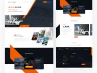 Website Design Experiment for Royal Klasse