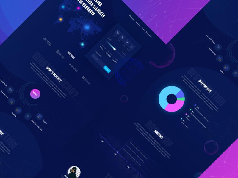 ico roadmap design