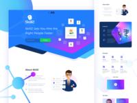 SkillZ - Blockchain Based HR Platform