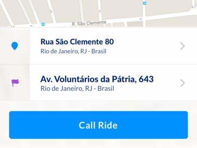 Ride Information