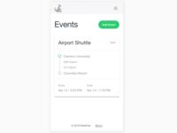 Event Index