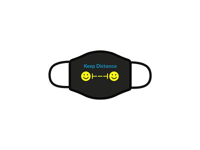 mask design mask minimal vector design illustration