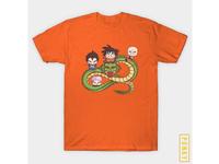 Dragon Ball Z Tshirt Design