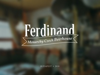 Ferdinand Beerhouse logo