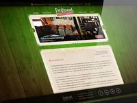 Ferdinand Beerhouse webdesign