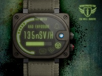 SmartProtector survival watch concept