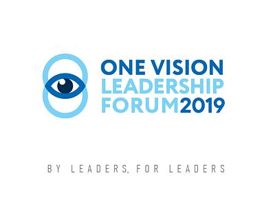 Logo for leadership forum vector logo