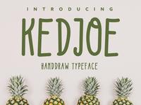 Kedjoe Font