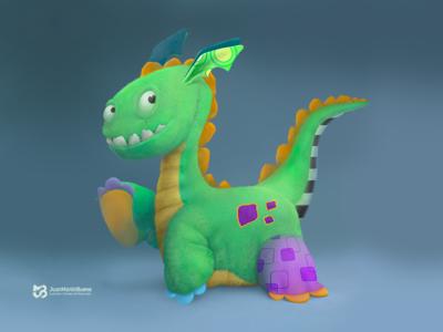 Dragon Toy dragon toy creación de personajes dibujo character design character arte digital illustration