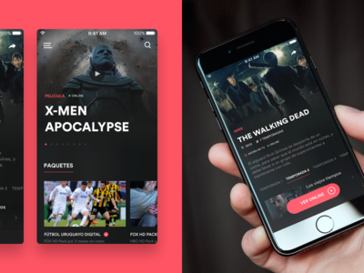 TV Content App Exploration