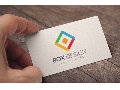 Box Design Logo