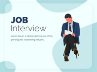 Illustrator job interview