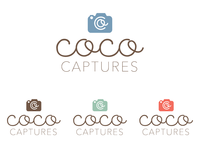 Coco Captures Photographer's Logo