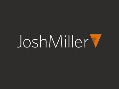 Joshmiller7 Logo WIP logo orange whitney light numbers