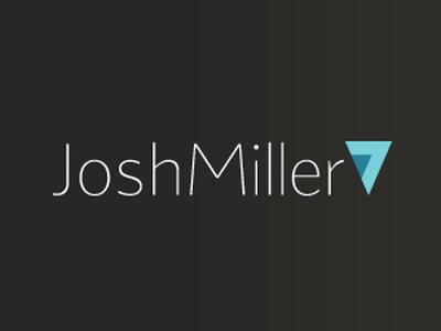 Joshmiller7 Logo logo blue whitney light numbers