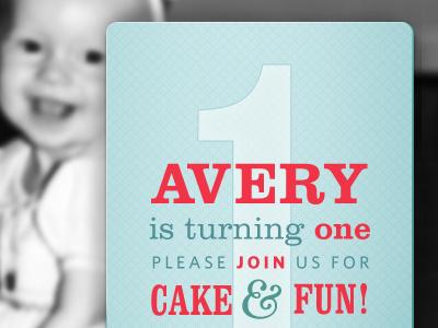 Birthday Invite birthday invitation