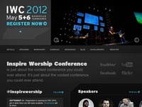 Inspire Worship Conference
