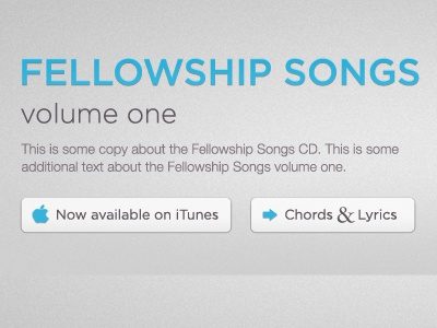 Fellowship Songs website