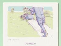 February Daydream
