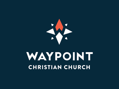Finding the way...and the W type christian church waypoint compass