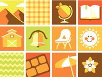 Lunchspot Pattern