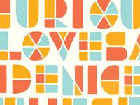 Hide & Seek Typeface