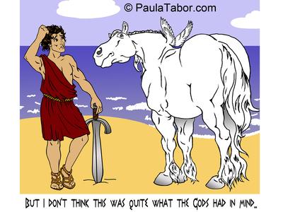 Unlikely Pegasus