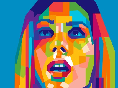 KANG TRACING fiverr designer fiverrgigs fiverr.com geometry geometric art color palette pop art commission commission open commissions illustration abstract design colors colorful abstract art popart geometric beautiful abstract wpap